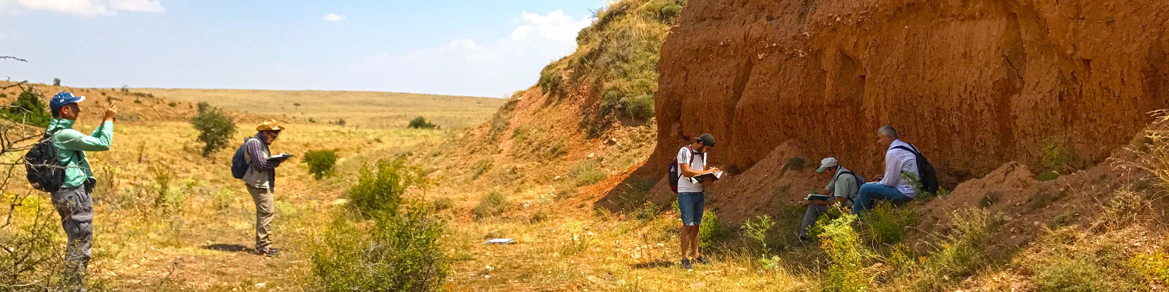 2017 Yılı Jeolojik Harita Alma Stajı Gerçekleştirildi