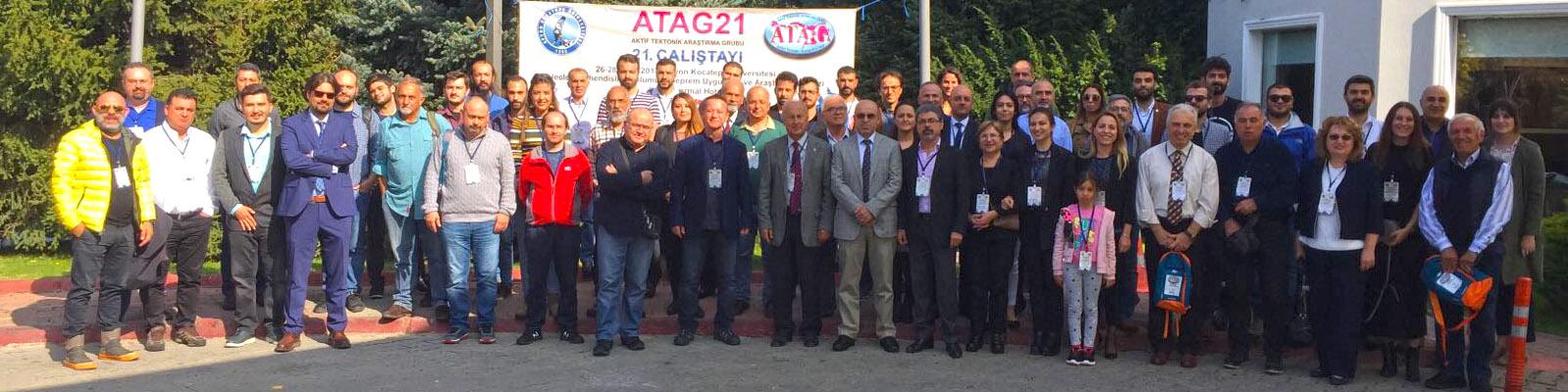 ATAG21 Deprem Çalıştayı Gerçekleştirildi